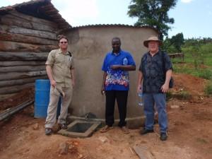Uganda Water Tank
